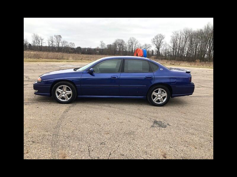 Chevrolet Impala SS 2005