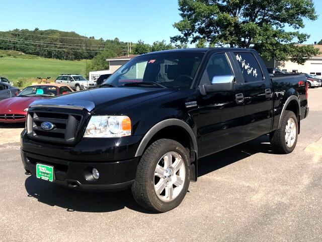 2008 Ford F-150 XL SuperCrew 4WD