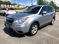 2015 Subaru Forester