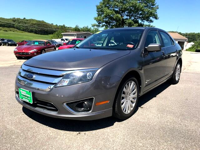 2010 Ford Fusion 4dr Sdn Hybrid FWD