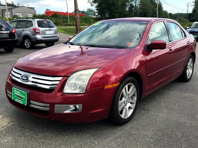 2008 Ford Fusion 4dr Sdn V6 SEL FWD