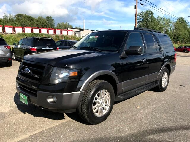 2012 Ford Expedition 4WD 4dr XLT