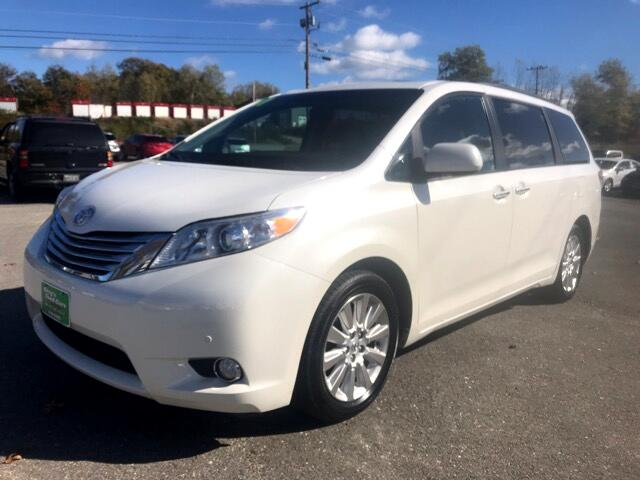2011 Toyota Sienna 5dr 7-Pass Van V6 Ltd AWD (Natl)