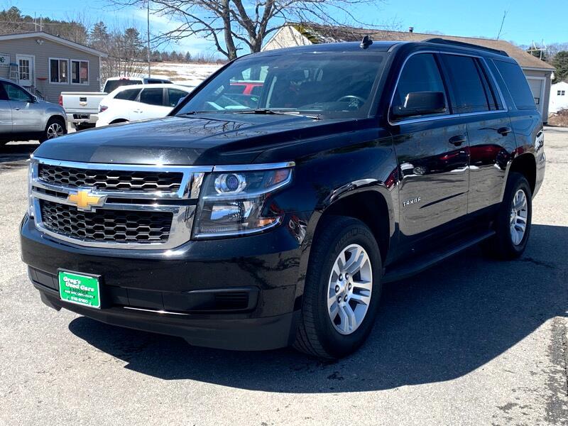 2015 Chevrolet Tahoe 4WD 4dr LS