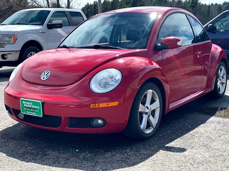 2006 Volkswagen New Beetle Coupe 2dr 2.5L PZEV Manual
