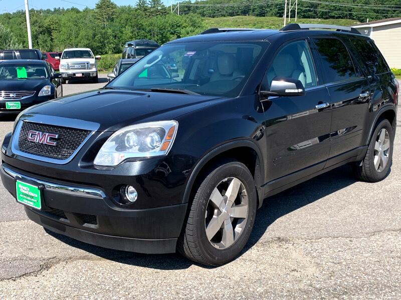 GMC Acadia AWD 4dr SLT1 2011