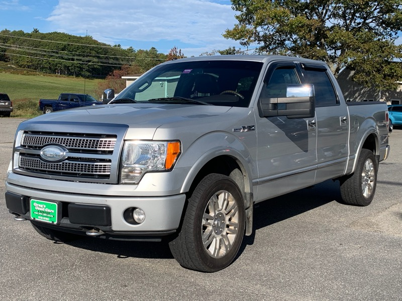 "Ford F-150 4WD SuperCrew 145"" Platinum 2009"
