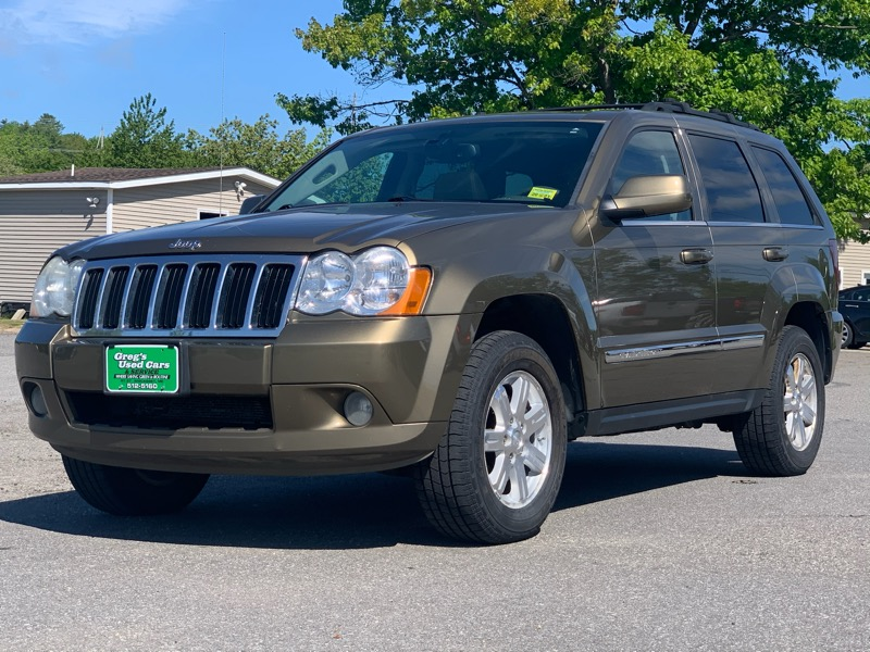 Jeep Grand Cherokee 4WD 4dr Limited 2009
