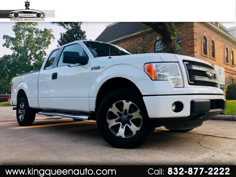 Ford F-150 XLT 4x4 SuperCrew 2013