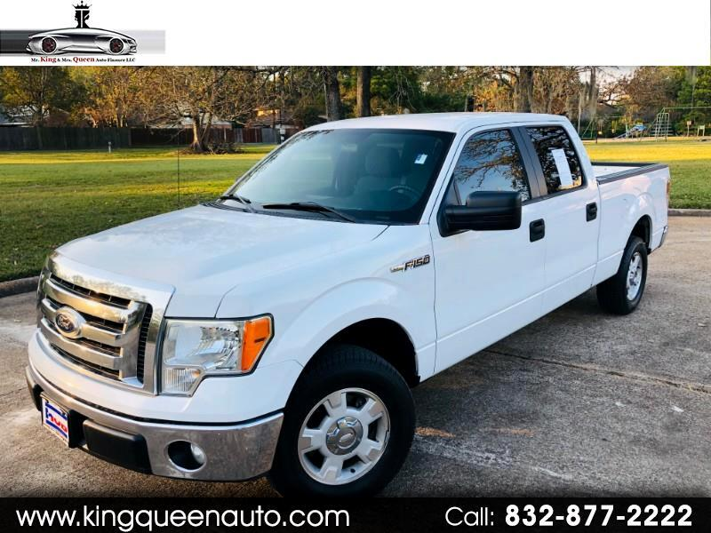 Ford F-150 XLT 6.5-ft. Bed 2WD 2012