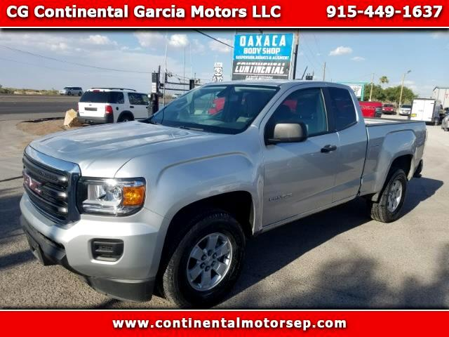 2016 GMC Canyon SLE Ext. Cab 2WD