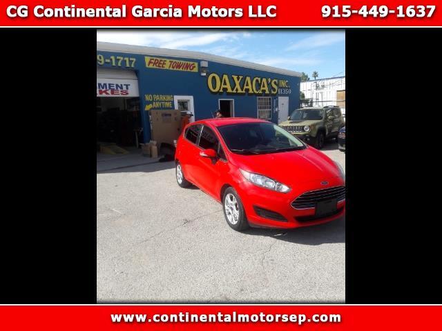 Used 2014 Ford Fiesta for Sale in El Paso, TX 79936 CG Continental Garcia Motors LLC