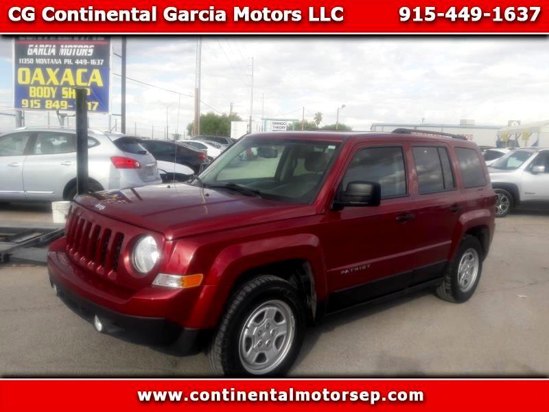 Jeep Patriot 2016 for Sale in El Paso, TX