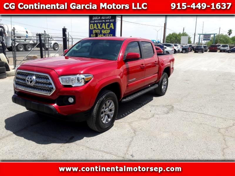 2019 Toyota Tacoma SR5 Double Cab Long Bed V6 6AT 2WD