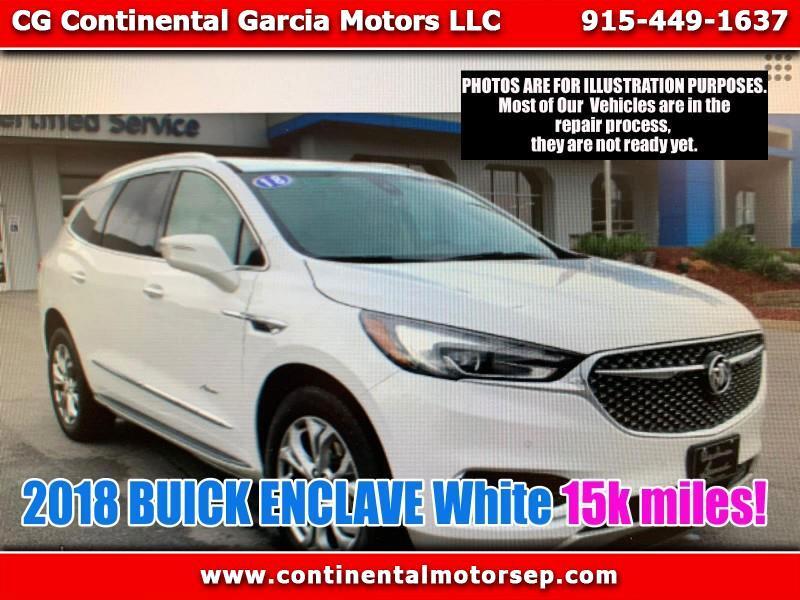 Buick Enclave Essence FWD 2018