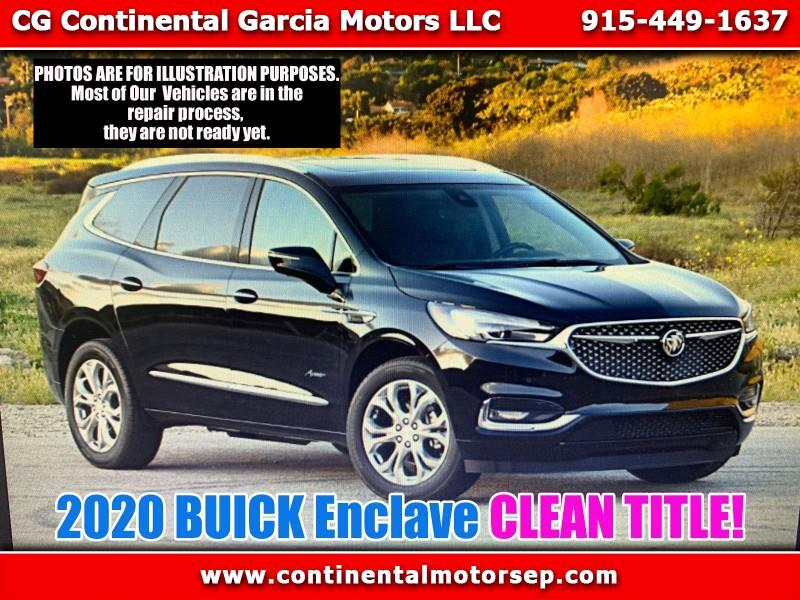 Buick Enclave Essence FWD 2020