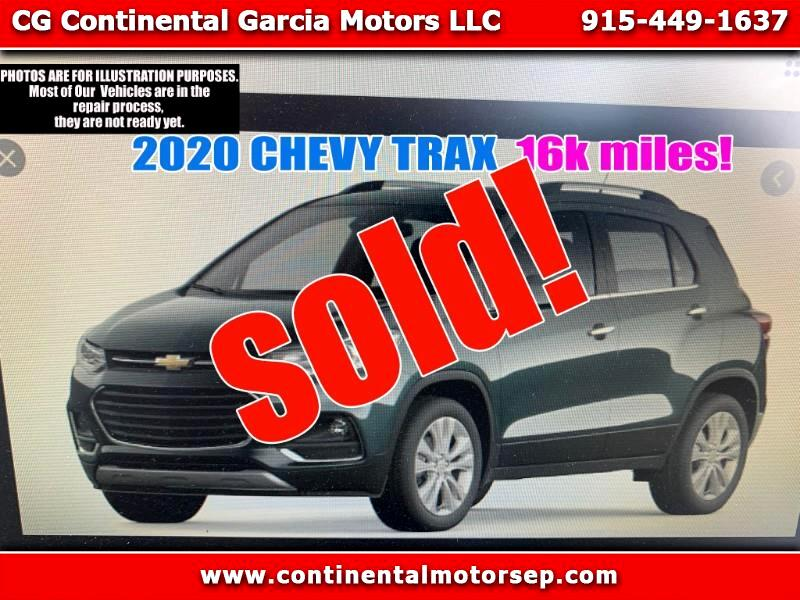 Chevrolet Trax LS FWD 2020