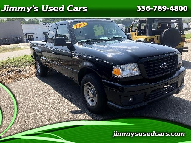 2006 Ford Ranger STX SuperCab 2WD
