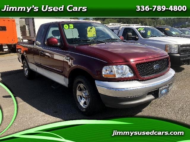2003 Ford F-150 XLT SuperCab 2WD