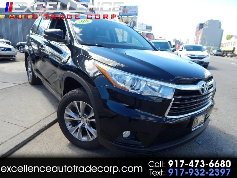 2015 Toyota Highlander 4dr V6 4WD Limited w/3rd Row (Natl)