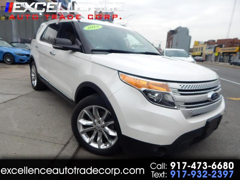 2014 Ford Explorer Limited 4.0L AWD