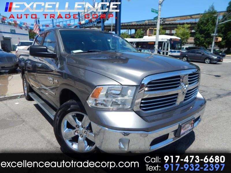 Dodge Ram Pickup 1500 Quad Cab 8-ft. Bed 4WD 2013