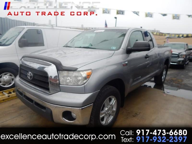 2008 Toyota Tundra 4WD CrewMax 145.7