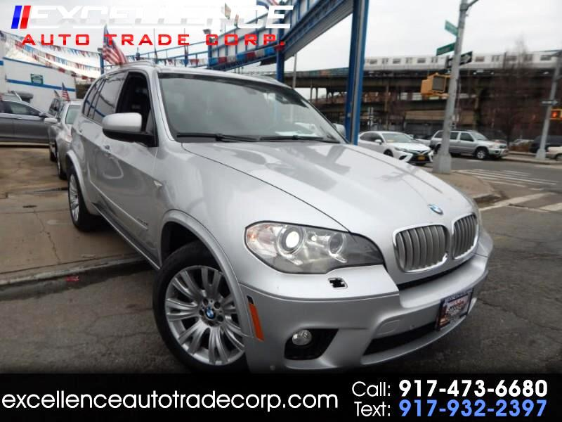 2012 BMW X5 xDrive50i Sports Activity Vehicle