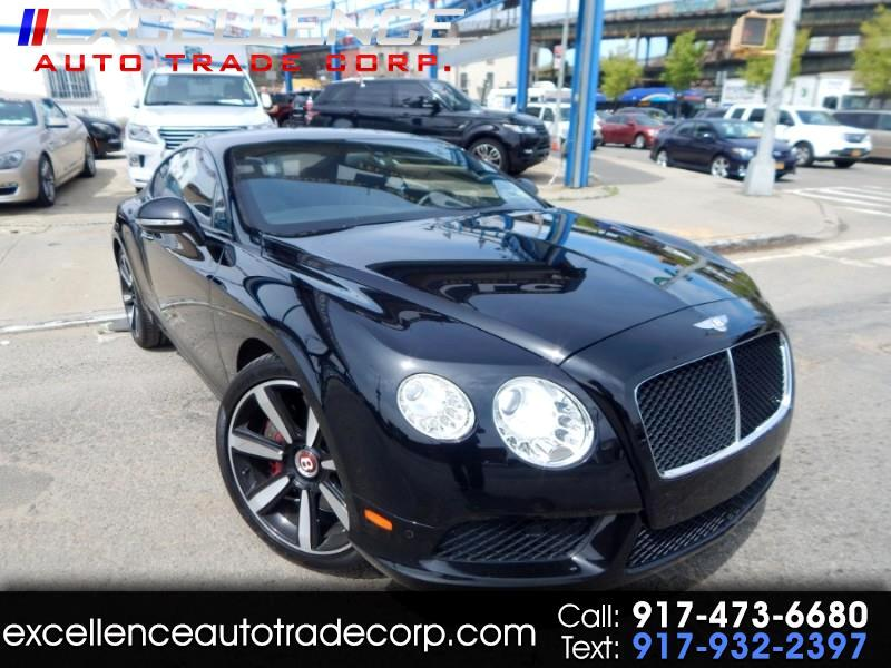 2013 Bentley Continental Supersports 2dr Cpe Supersports