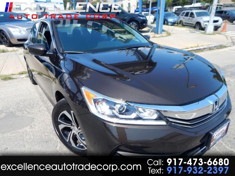 Honda Accord Special Edition Sedan 2016