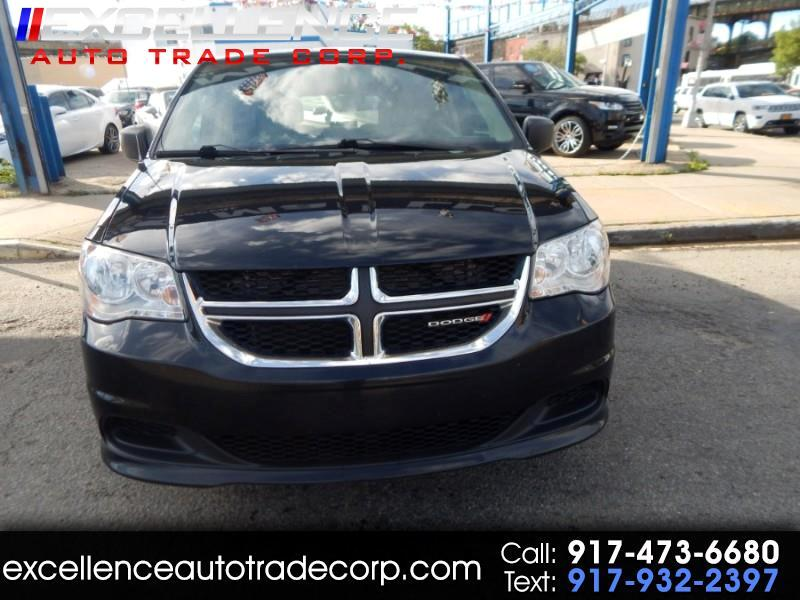 Dodge Grand Caravan SXT Anniversary Edition 2016