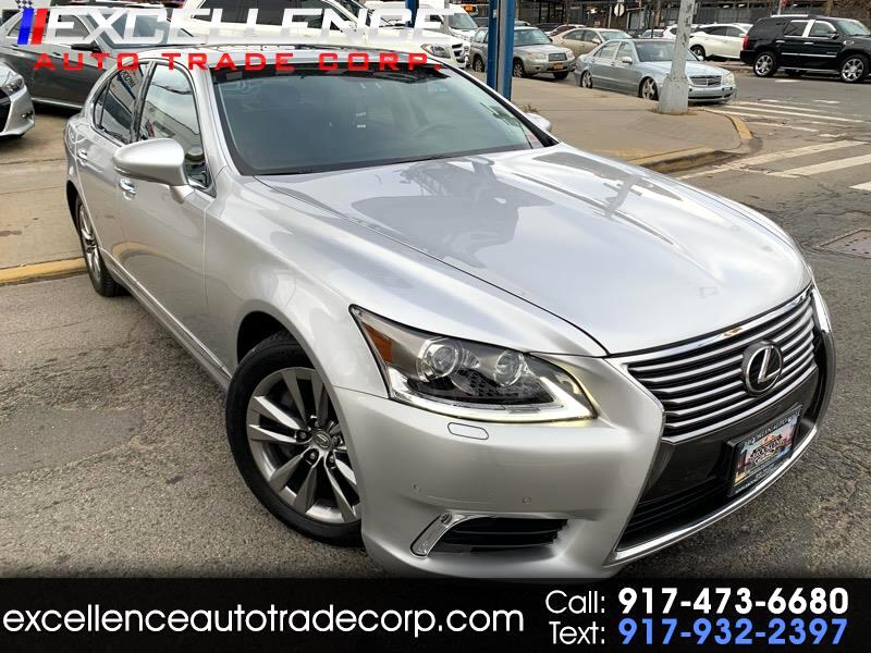 Lexus LS 460 Luxury Sedan AWD 2013
