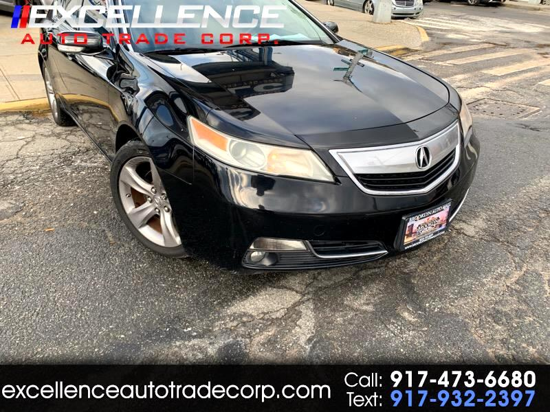 Acura TL 6-Speed AT SH-AWD with Tech Package 2013