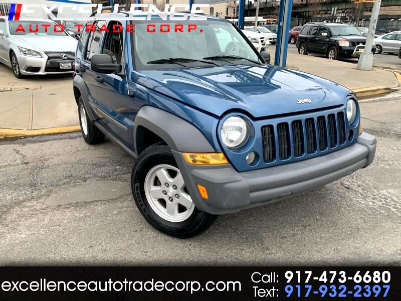 Jeep Liberty 4WD 4dr Sport Latitude 2005