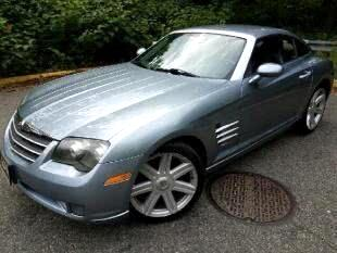 Chrysler Crossfire Coupe Limited 2004