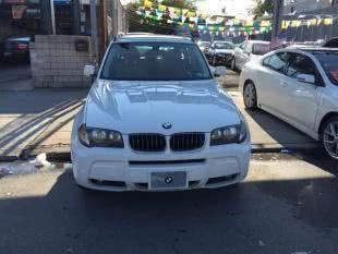 BMW X3 AWD 4dr xDrive35i 2006