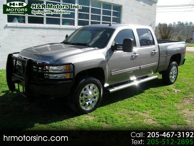 2012 Chevrolet Silverado 2500HD HEAVY DUTY LTZ