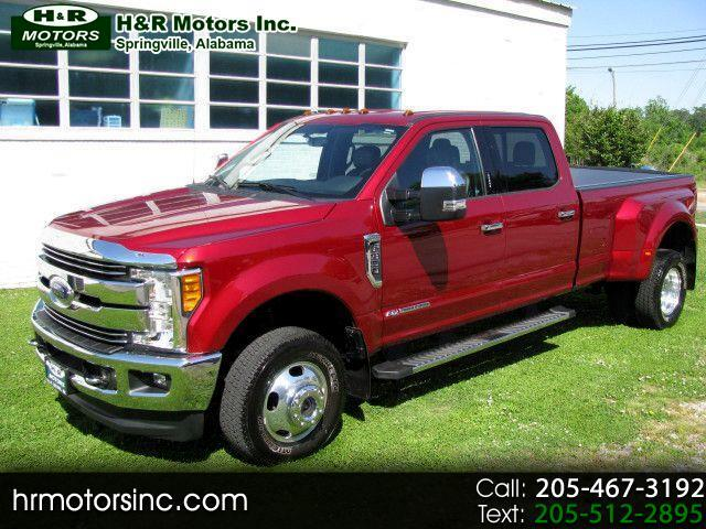 2017 Ford F-350 SD SUPER DUTY Lariat