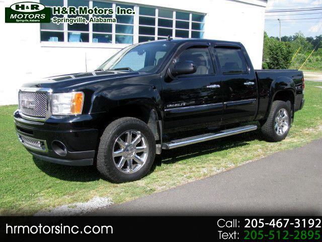 2009 GMC Sierra 1500 1500 DENALI