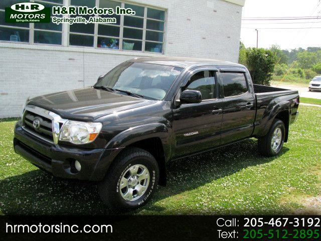 2005 Toyota Tacoma DOUBLE CAB PRERUNNER LONG BED