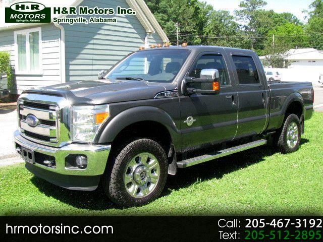 2015 Ford F-250 SD SUPER DUTY Lariat