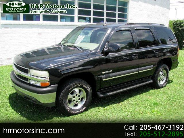 2003 Chevrolet Tahoe 1500 LT