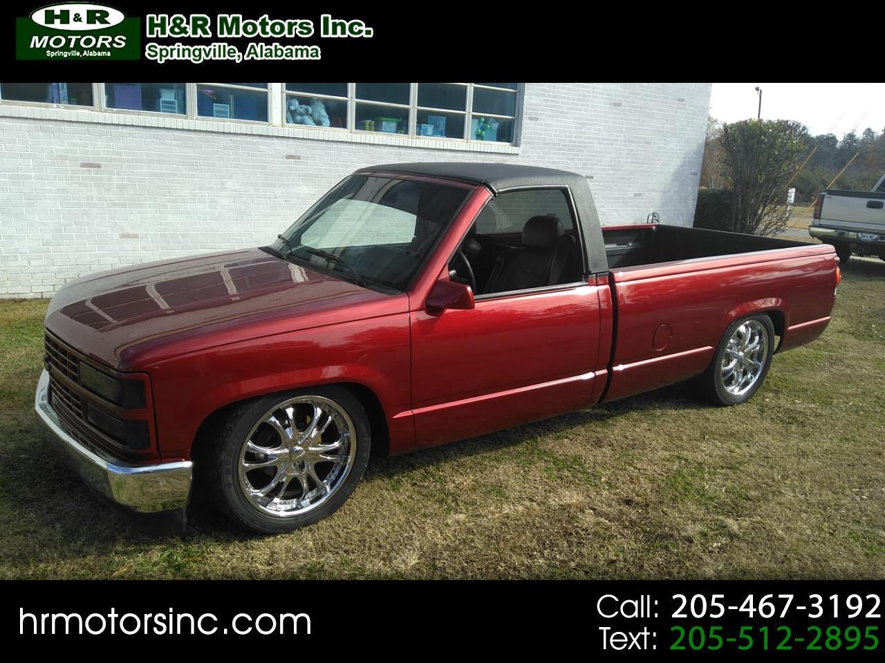 1988 Chevrolet 1/2 Ton Pickups C1500