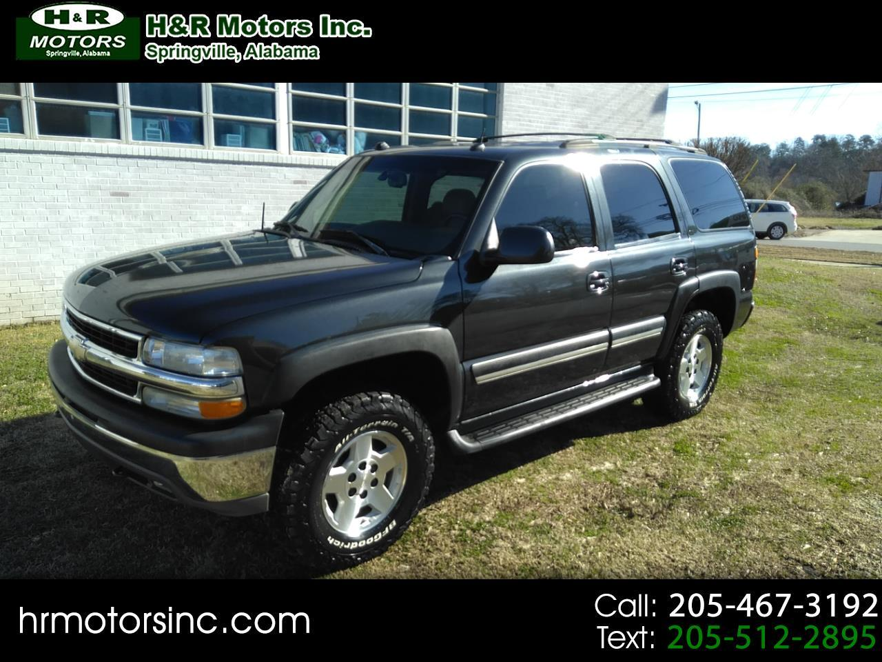 2005 Chevrolet Tahoe 1500