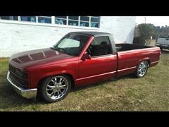 1988 Chevrolet 1/2 Ton Pickups