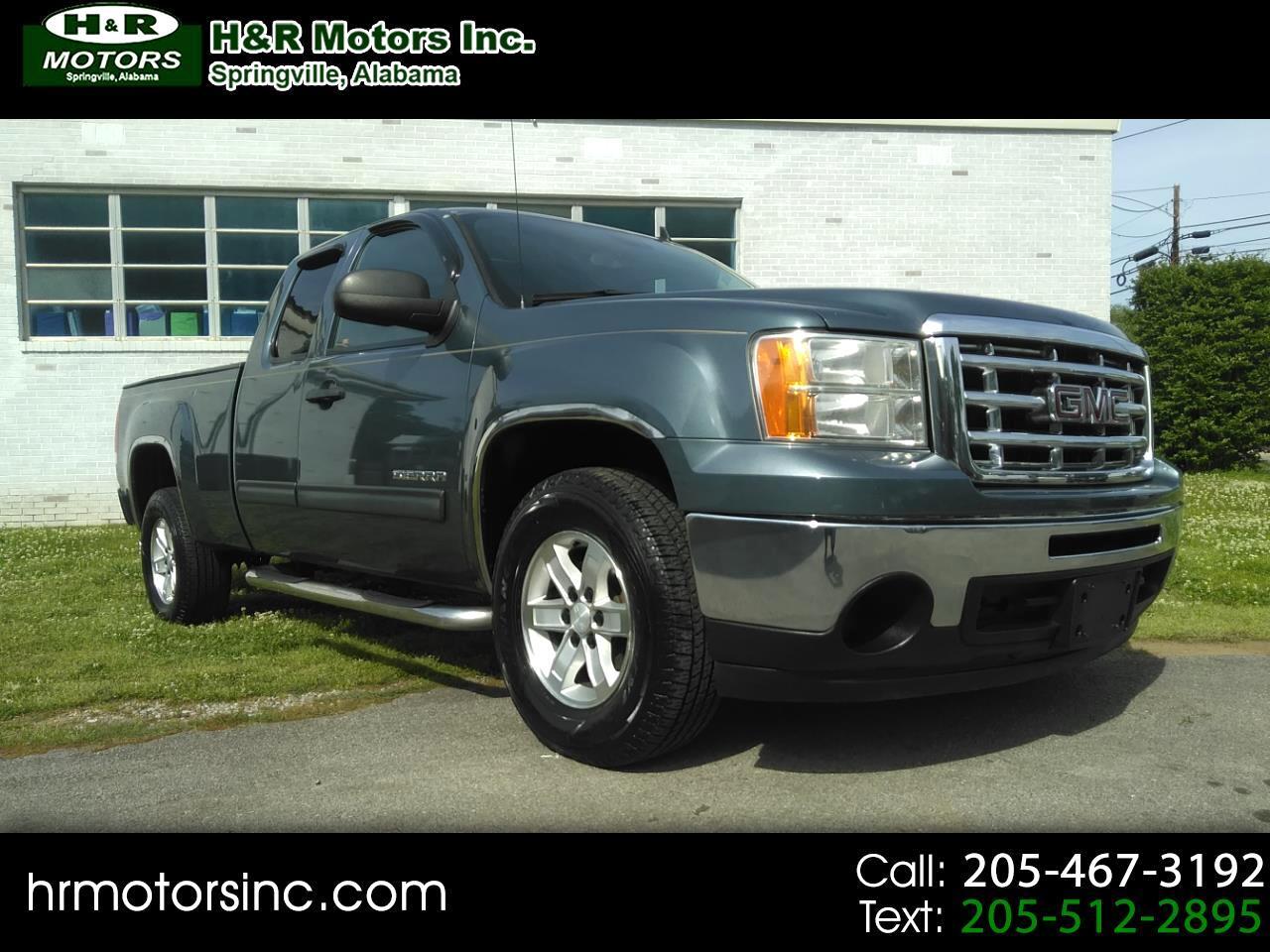 2010 GMC Sierra 1500 1500 SLE
