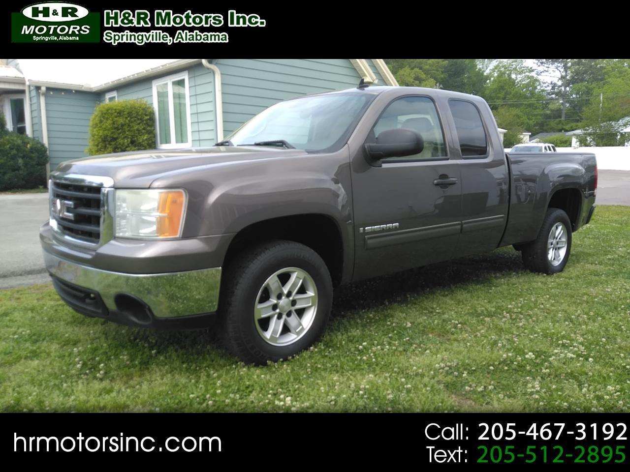 2007 GMC Sierra 1500 1500