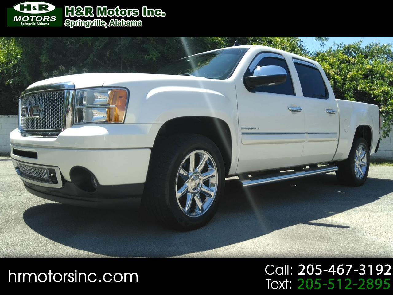 2012 GMC Sierra 1500 1500 DENALI