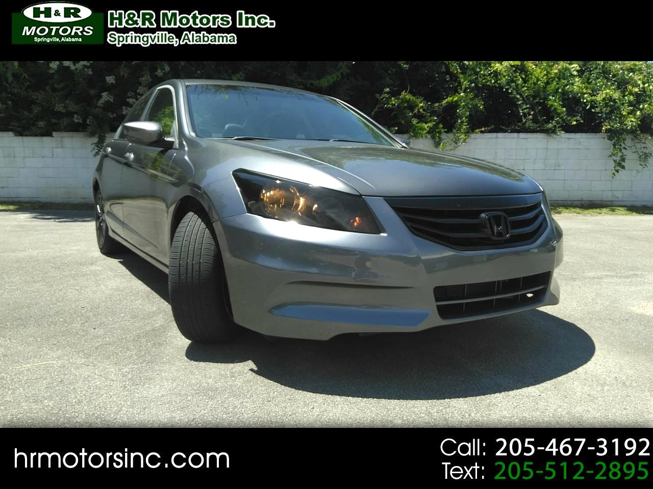 2011 Honda Accord Sdn EXL