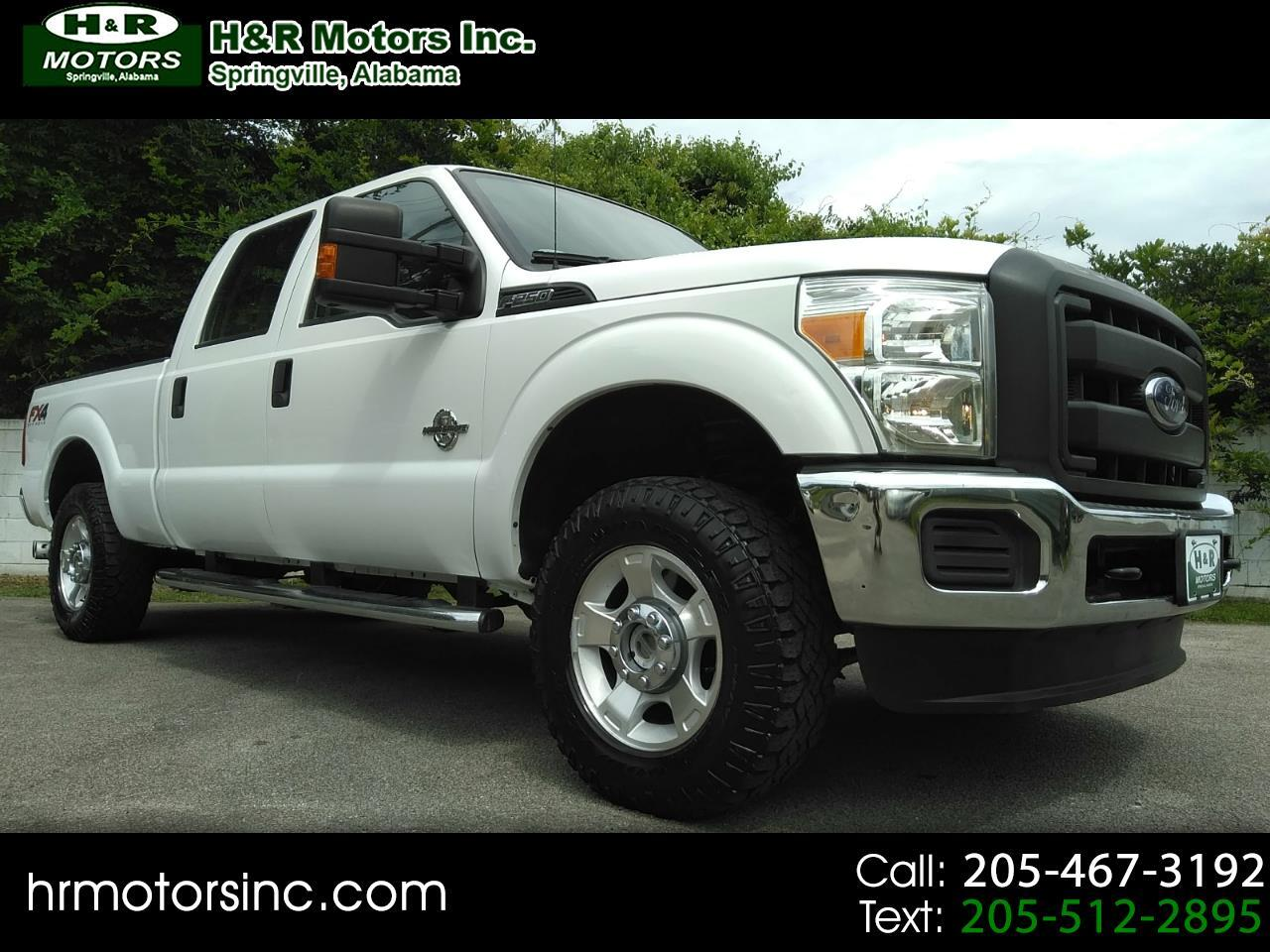 2014 Ford Super Duty F-250 SRW SUPER DUTY